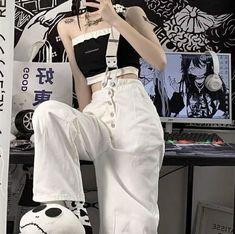 Korean Girl Fashion, Ulzzang Fashion, Kpop Fashion Outfits, Dope Fashion, Stage Outfits, Korean Outfits, Moda Outfits, Cute Skirt Outfits, Girly Outfits