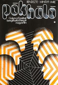 Pókháló (1974) Movies, Movie Posters, Art, Fimo, Art Background, Films, Film Poster, Kunst, Cinema