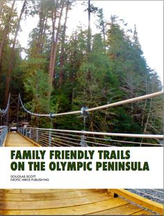 Image of Olympic Peninsula Family Friendly Trails