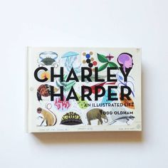 charlie harper: an illustrated life by imagination adventures | notonthehighstreet.com