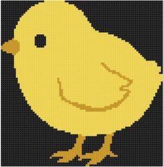 Chicken 4 Cross Stitch Pattern  | Craftsy