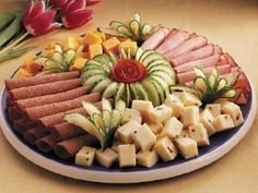 Perk Up Party Platters with Pretty Produce | Taste of Home Back-To-Basics http://pinterest.com/pin/108860515965547115/