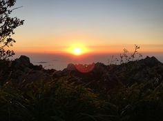 Qingdao,sunrise