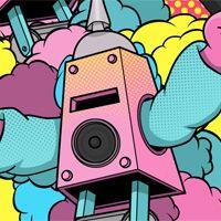 Creating Psychedelic Character Art Using Adobe Illustrator – Vector Premium Tutorial