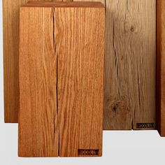 Holzklotz / Holzblock als Holzhocker 100% Massiv in vielen Größen