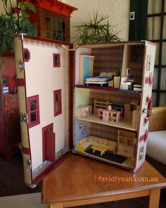 413 Best A Dollhouse Images On Pinterest In 2018 Dollhouses