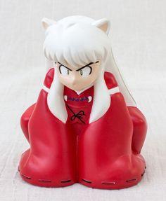InuYasha Voice Talking Figure Shonen Sunday JAPAN ANIME MANGA RUMIKO TAKAHASHI