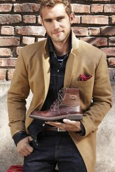 Clarks USA Fall '12 Collection
