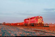 RailPictures.Net Photo: NCRC 5315 Nebraska Central EMD SD45 at East of Oconee, Nebraska by Craig Williams