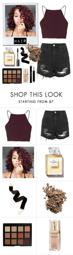 """""""Untitled #718"""" by justinbieber-zaikara ❤ liked on Polyvore featuring Topshop, Dolce&Gabbana, Morphe and Elizabeth Arden"""
