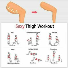Inner Thigh Workouts, Leg Workouts, Yoga Exercises, Stretches, Fitness  Workouts, Hip Workout, Workout Plans, Workout Tips, Fitness Tips,  Exercises, Health, ...