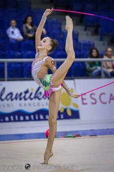 Anna Sokolova (Russia), Grand Prix (Brno) 2015