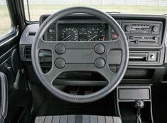 VW Golf GTI, 1980s