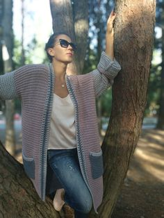 Knit Cardigan Pattern, Wool Cardigan, Angora Sweater, Thick Sweaters, Winter Cardigan, Crochet Blouse, Oversized Cardigan, Womens Scarves, Dressy Casual Outfits