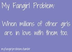 That is the worst feeling! But what's funny is my bias doesn't seem as popular as the other members at times lol