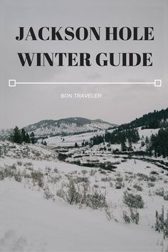 The Ultimate Winter Getaway