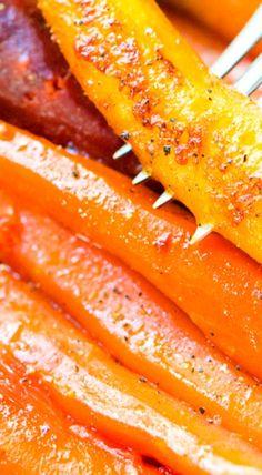 Orange Braised Carrots