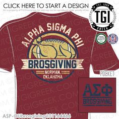 Alpha Sigma Phi   Pike   ΑΣΦ   Brosgiving   Brotherhood Event   Brotherhood T-Shirts   Brotherhood Tees   Date Party   Semi Formal   Fraternity Formal   Fraternity Date Party   Date Party Tees   Formal T-shirts   Brotherhood   Greek Mixers   TGI Greek   Greek Apparel   Custom Apparel   Fraternity Tee Shirts   Fraternity T-shirts   Custom T-Shirts