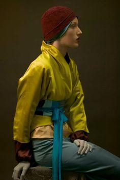 based on the paintings of Vermeer ….. the model is Julie Flynn……..photographer Helen James