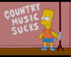 Yupp! Bart knows what he's talking about