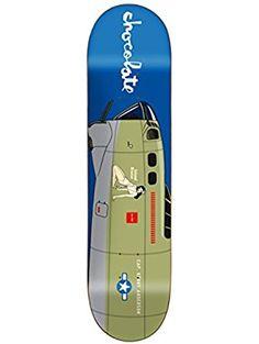 CHOCOLATE Skateboard Pro Deck BOMBER ANDERSON 8.125 ❤ CHOCOLATE