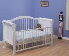 Saplings Alicia Cot Bed WHITE