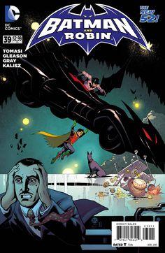Batman + Robin #39.