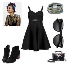 """""""Alicia Keys - If I Ain't Got You"""" by camy-fangirl on Polyvore featuring Boohoo and Cara"""