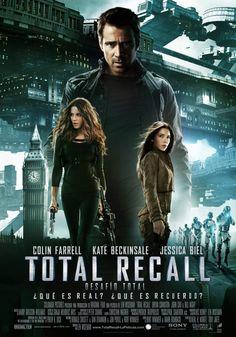 攔截記憶碼 Total Recall 2012