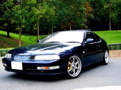 I've always liked Honda Preludes for some reason.