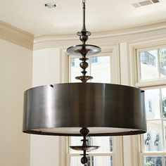 """30"""" D makes this metal fixture a definite focal point! $2372. at MinorDetailsHome.com"""