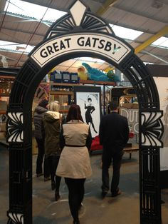 Gatsby entrance event prophire