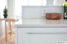 Keittiö ja ruokailutila - Sisustuskuvia jäseneltä Punahallakko - StyleRoom Decorative Boxes, Home Decor, Decoration Home, Room Decor, Home Interior Design, Decorative Storage Boxes, Home Decoration, Interior Design