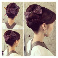 Chignon Wedding, Bridal Updo, Messy Bun With Braid, Braided Buns, Messy Buns, Braided Hairstyles For Wedding, Prom Hairstyles, Japanese Hairstyle, Face Hair