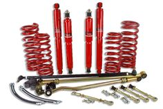 PEDDERS suspensions - 4x4SHOP.LT