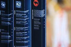 La carte du restaurant Victor Café à Marseille Kobe, Brunch, Starbucks Iced Coffee, Coffee Bottle, Restaurant, Drinks, Drinking, Beverages, Drink