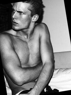 Nils Butler by Renie Saliba.  #male #model #handsome #man #boy #fashion #photoshoot #photography #shirtless