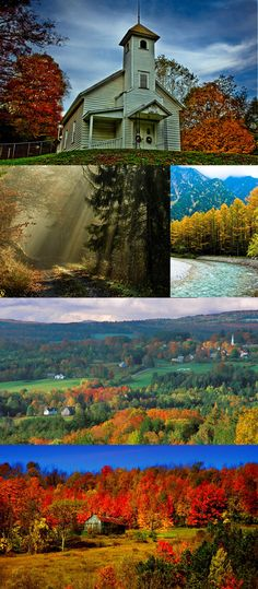 My Favorite Pastoral Photos of Fall