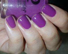 @Precision Nail Lacquer Grape-Divine | Amandalandish