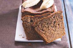 Banánový chlebíček Healthy Cooking, Banana Bread, Sweet Tooth, Recipes, Food, Essen, Meals, Ripped Recipes, Eten