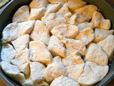 Easy Garlic Parmesan Pull Apart Bread Recipe