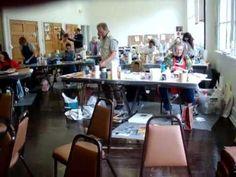 ▶ Robert Burridge Workshop in Cloudcroft. (Bob Burridge) - YouTube