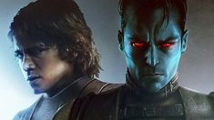 Get an exclusive look at the forthcoming novel from Timothy Zahn. In this excerpt from Thrawn: Alliances (Star Wars), the young General Anakin Skywalker meets the future Grand Admiral Thrawn during a mission far from home. Star Wars Website, Grand Admiral Thrawn, Star Wars Books, Anakin Skywalker, Star Wars Humor, Clone Wars, News Stories, Cover Art, Book Art