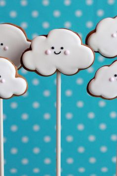 Cloud Cookie Recipes and How-To | Sweetopia