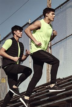 GYM COLLECTION - EDITORIAL - PULL&BEAR Taiwan