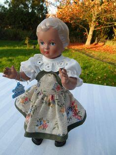 Schildkröt Puppe Ursel, gemarkt SiR 24/25, neuwertig, Klassic Kollektion | eBay