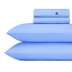Tommy Hilfiger Nantucket Sheet Set - Solids - Sheets - Bedding