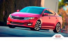 We revealed the new Optima at the New York Auto Show! Here's a peek... #kia #auto #cars
