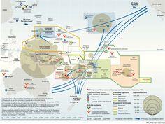 Espace Pacifique sous influence des grandes puissances, par Philippe Rekacewicz (Le Monde diplomatique, juin 2005)