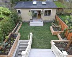 15 Small Backyard Ideas To Create a Charming Hideaway Simple Yard Design. 15 small backyard ideas to Backyard Ideas For Small Yards, Small Backyard Design, Small Backyard Landscaping, Patio Design, Backyard Patio, Landscaping Ideas, Backyard Designs, Backyard Cottage, Patio Ideas